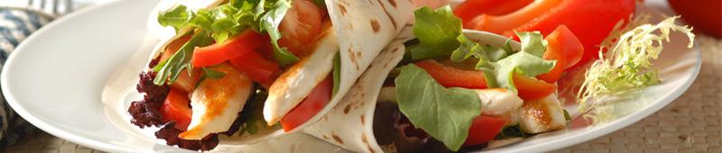 Kebab Wraps